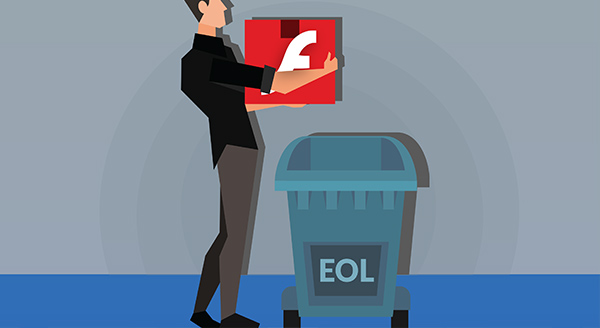 Adobeflash Eol Email