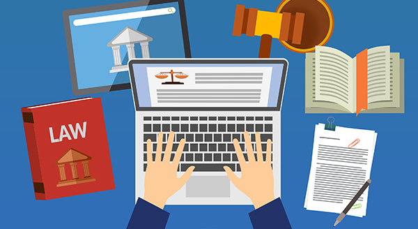 Virtual Law Email