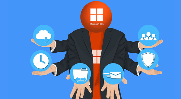 Keeping Control of Your Business with Microsoft 365