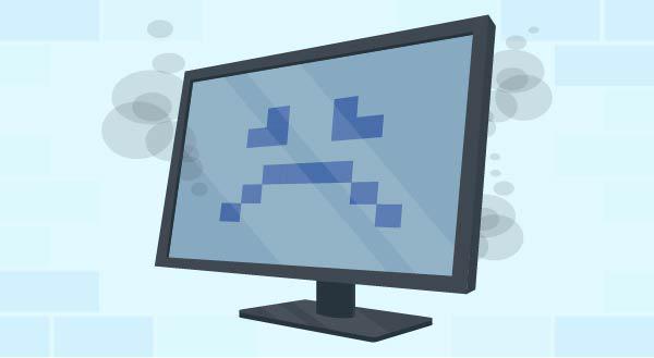 Broken Computer Email