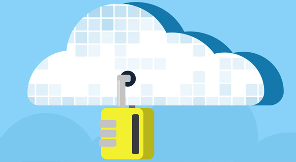 Cloud Data Secure Email