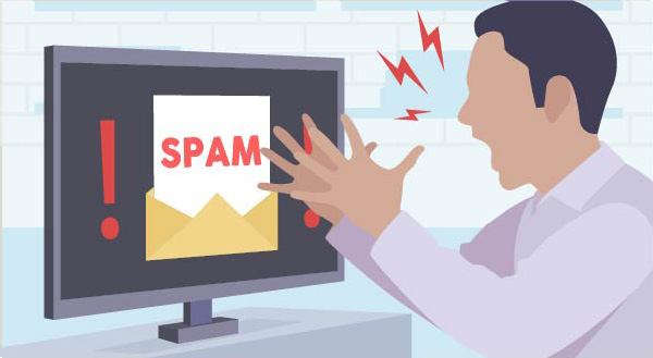 Why Spam Small Business Nightmare Email
